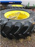 650/65X38 DUBBELMONTAGE, Tyres, wheels and rims