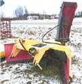 Westbjörn V-2450, Övrigt väg och snö