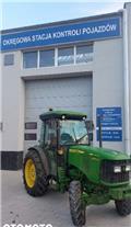 John Deere 5080 G F, 2011, Traktory