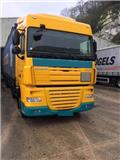 DAF XF105.410, 2009, Tracteur routier