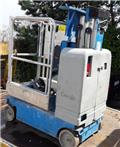 Genie GR 12, 2006, Telescopic boom lifts