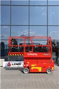 LGMG PARTA AS0607W, 2021, Plataformas tijera