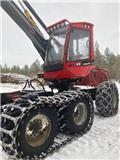 Komatsu 911.5, 2012, Skovningsmaskiner