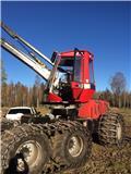 Komatsu 931.1, 2012, Harvesterit