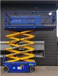 Airo X12 EW, 2013, Škarjaste dvižne ploščadi
