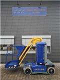 Haulotte Star 10, 2016, Compact self-propelled boom lifts