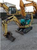 Yanmar SV 08-1 A, 2012, Mini Excavators <7t (Mini Diggers)