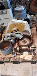 Betico SB-D Compressor parts, Hydraulikk