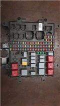 Renault /Central fuse box, Electronics