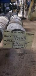 Volvo D16، محركات