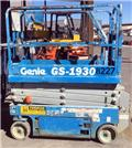 Genie GS 1930, 2015, Scissor Lifts