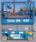 Genie GS 1930, 2015, Plataformas tijera