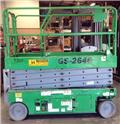 Genie GS 2646, 2012, Scissor Lifts