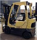 Hyster S 40 FT、2005、LPGフォークリフト