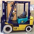 Komatsu FG 15C, 2001, Forklift trucks - others