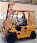 Komatsu FG 20, 1979, Misc Forklifts