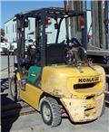 Komatsu FG25T-14, 2005, Plinski viljuškari