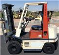 Nissan NAH01M18, 1991, Forklift trucks - others
