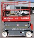 SkyJack SJ III 3219, 2012, Scissor lift