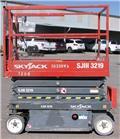SkyJack SJ III 3219, 2012, รถกระเช้าขากรรไกร