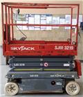 SkyJack SJ III 3219، 2012، رافعات مقصية الشكل