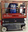 SkyJack SJ III 3219, 2012, Scissor lifts