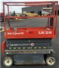 SkyJack SJ III 3219, 2013, Radne platforme na makaze