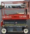 SkyJack SJ III 3219, 2012, Škarjaste dvižne ploščadi