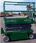 SkyJack SJ III 3219, 2013, Plataformas tijera