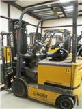 TCM FCB15, 2011, Electric Forklifts