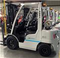 UniCarriers MP1F2A25LV, 2016, Carretillas LPG