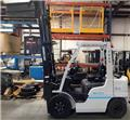 UniCarriers MP1F2A25LV, 2018, Chariots GPL
