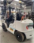 UniCarriers PFD 60 M5, 2019, Diesel Forklifts