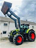 CLAAS Axion 810 Cmatic, 2014, Tractores