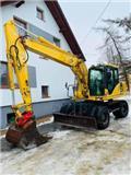 Komatsu PW130-7K, 2006, Crawler Excavators