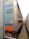 Other Naczepa kurtynowa WIELTON NS-3 NS3K, Container Trailers