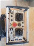 Liebherr 71 EC, 1987, Nosturien osat ja lisävarusteet