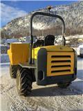 Neuson 6001, 2009, Camiones articulados