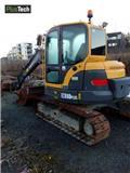 Volvo ECR 88 PLUS, 2012, Mini excavators < 7t (Mini diggers)