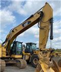 Caterpillar 328 D LCR, 2013, Crawler Excavators