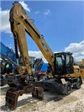Caterpillar M 318 D MH, 2013, Waste / Industry Handlers