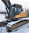 Volvo EC 240 C L, 2008, Crawler excavators