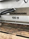 Hydromann 100 H, 2010, Hojas y cuñas quitanieves