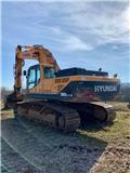 Hyundai Robex 380 LC-9, 2012, Crawler excavator