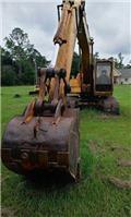 John Deere 590 D, 1993, Crawler excavators