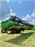 John Deere 640 F D, 2013, Harvester Headers