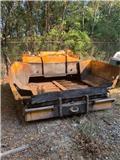 LeeBoy L 8500 T، 2001، معدات السفلتة