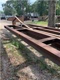 CUSTOM BUILT 51X120, 2007, Other Trailers