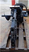 Bradco 615, Urbšanas iekārtu piederumi un rezerves daļas