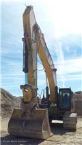 Caterpillar 349 EL, 2014, Crawler Excavators